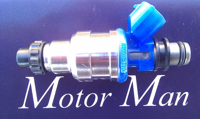 fuel injector nippondenso 195500 1970