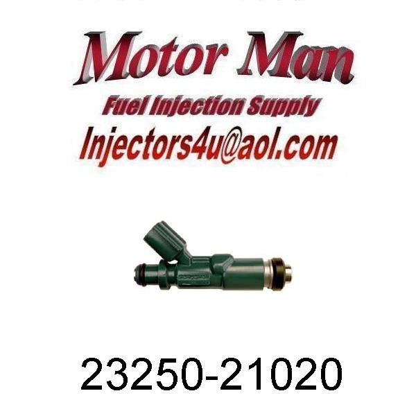 fuel injector nippondenso 23250 21020