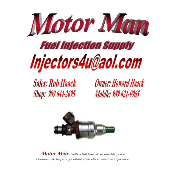 fuel injector nippondenso 23250 65020