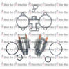 5235130 | 1986-1995 GM 2.8L 3.1L TBI Fuel Injector Set